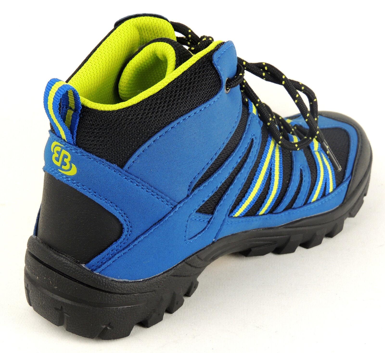 Brütting Brütting Brütting señora trekking senderismo zapatos azul Comfortex-membrana vibram cf99f5