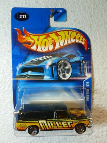 2003 HOT WHEELS DODGE FORD F150 1979 #217