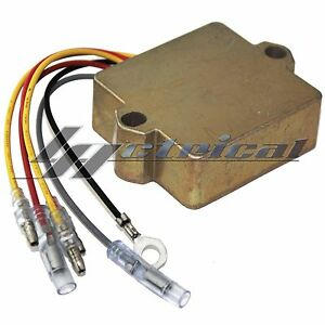 Details About VOLTAGE REGULATOR RECTIFIER For MERCURY MARINE 250 275 HP 88 99 883072T1 8830721