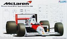 Fujimi GP19 1/20 Model Car Kit McLaren Honda MP4/5 Spain GP '89 A.Senna/A.Prost