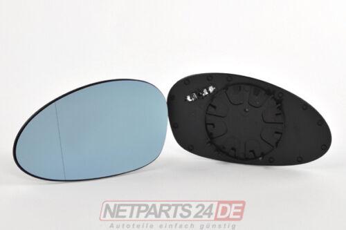 BMW 1 E81 E82 E87 E88 2004-2009   Neu Außenspiegel-Ersatzglas Spiegelglas links