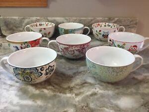 Image Is Loading Jumbo Coffee Mug 222 Fifth Beautiful Designs You