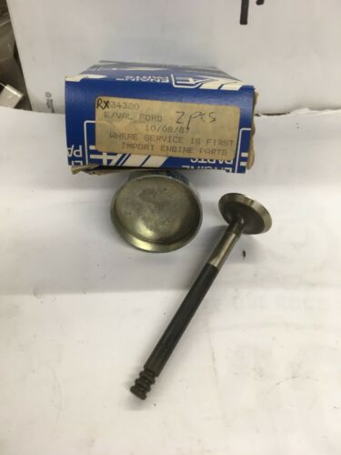 Fits Ford Cortina 1599cc OHV Crossflow 1968-1970 Exhaust Valve  RX34320  V34320