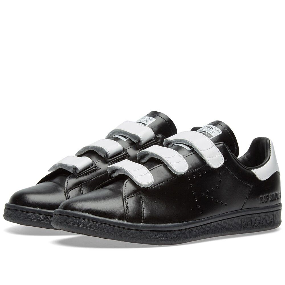 ADIDAS RAF SIMONS STAN SMITH COMFORT AW2016 BLACK/BLACK/WHITE