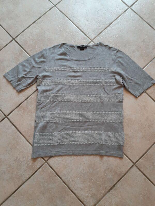 Esmara Shirt Gr. 40 - 42 Grau Neu