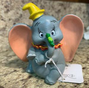 Dumbo Disney Garden 3 Inch Ornament Statue Indoor Outdoor Figure