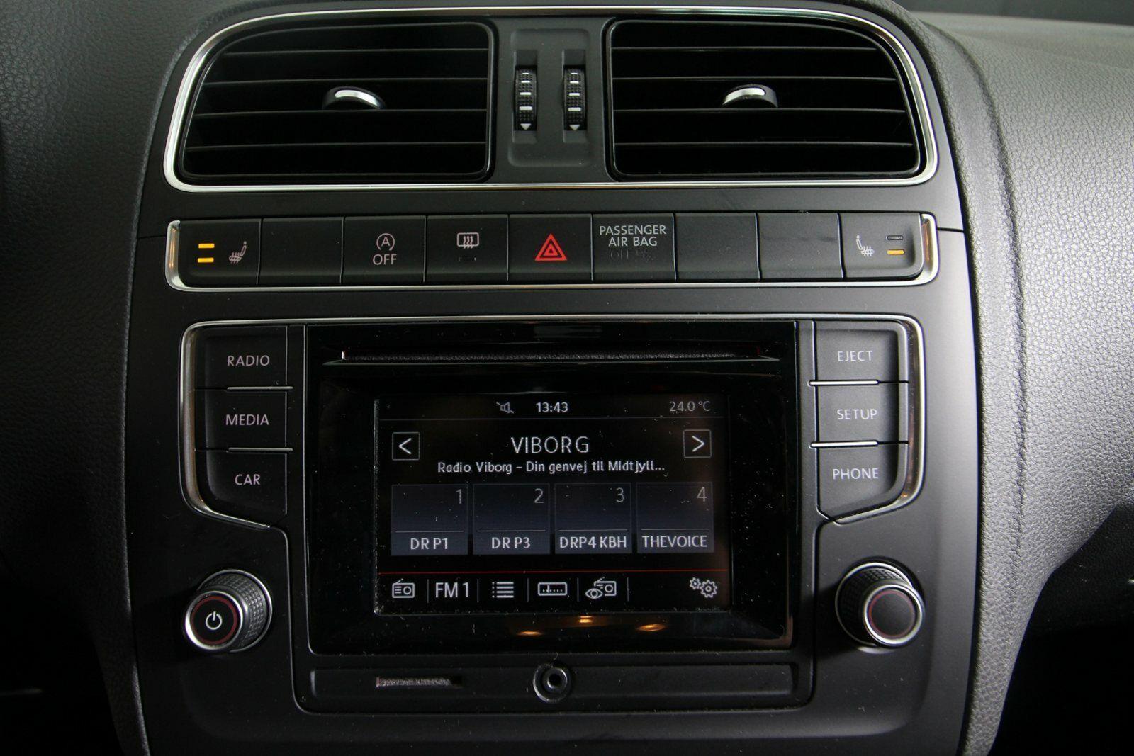 VW Polo TDi 90 Comfortline DSG BMT