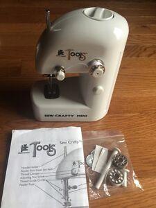 sew crafty mini sewing machine