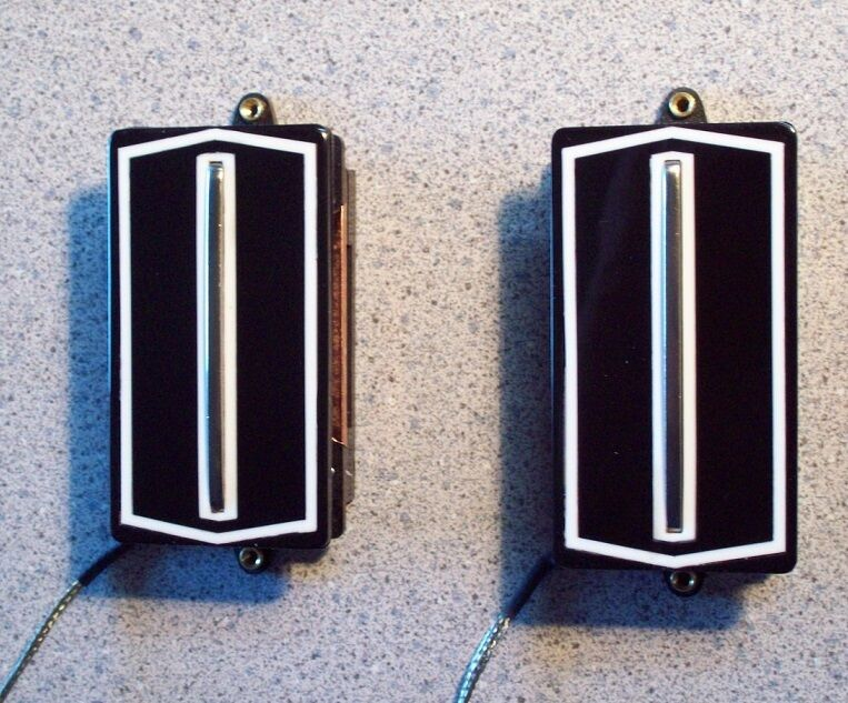 New humbucker Größe blade style single coil pickups- electric guitar Pete Biltoft