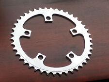 "Sugino road mountain bike chainring 42 42t 110mm 110pcd 110 3/32"" 7 8 9 speed"