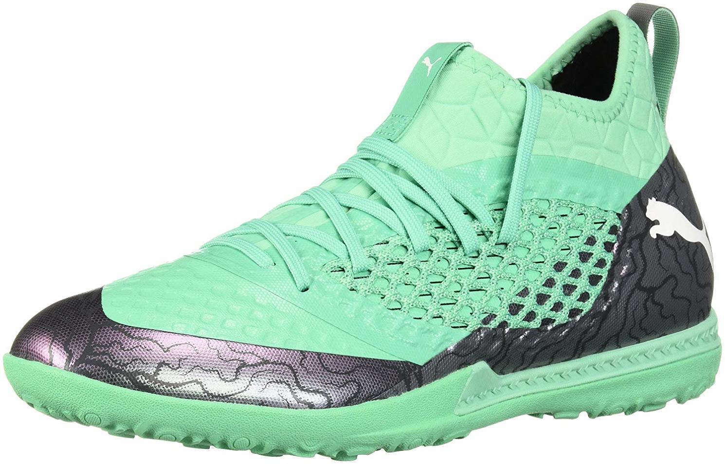 PUMA Men's Future 2.3 Netfit Tt Soccer shoes - Choose SZ color