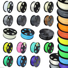 3D Printer Filament 1.75mm PLA ABS 1kg/2.2lb Makerbot Prusa Mendel Reprap sales