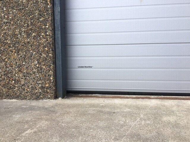 Ledhejseport, Lindab Doorline, b: 726,5 h: 420