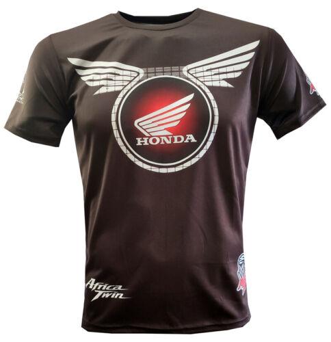 Honda CRF 1100L Africa Twin t-shirt Biker camiseta outdoor maglietta motorrad 2