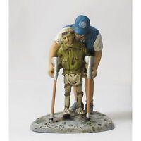 CORGI FORWARD MARCH 1:32 CC59182 CIVILIANS AT WAR - UNITED NATIONS RELIEF WORKER