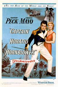 Captain-Horatio-Hornblower-1951-Gregory-Peak-Virginia-Mayo-New-UK-Region-2-DVD