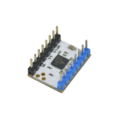 4 piecesTMC2208 Stepper Motor Driver with Heatsink DIY Kit for 3D Printer
