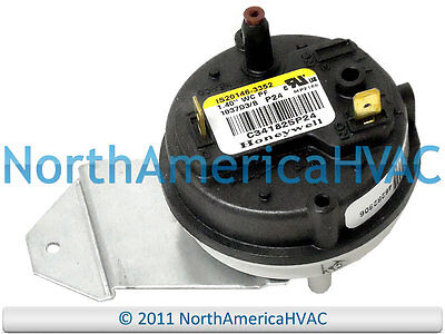 "IS20146-3357 OEM Trane Honeywell A Standard Furnace Air Pressure Switch 1.37/"""