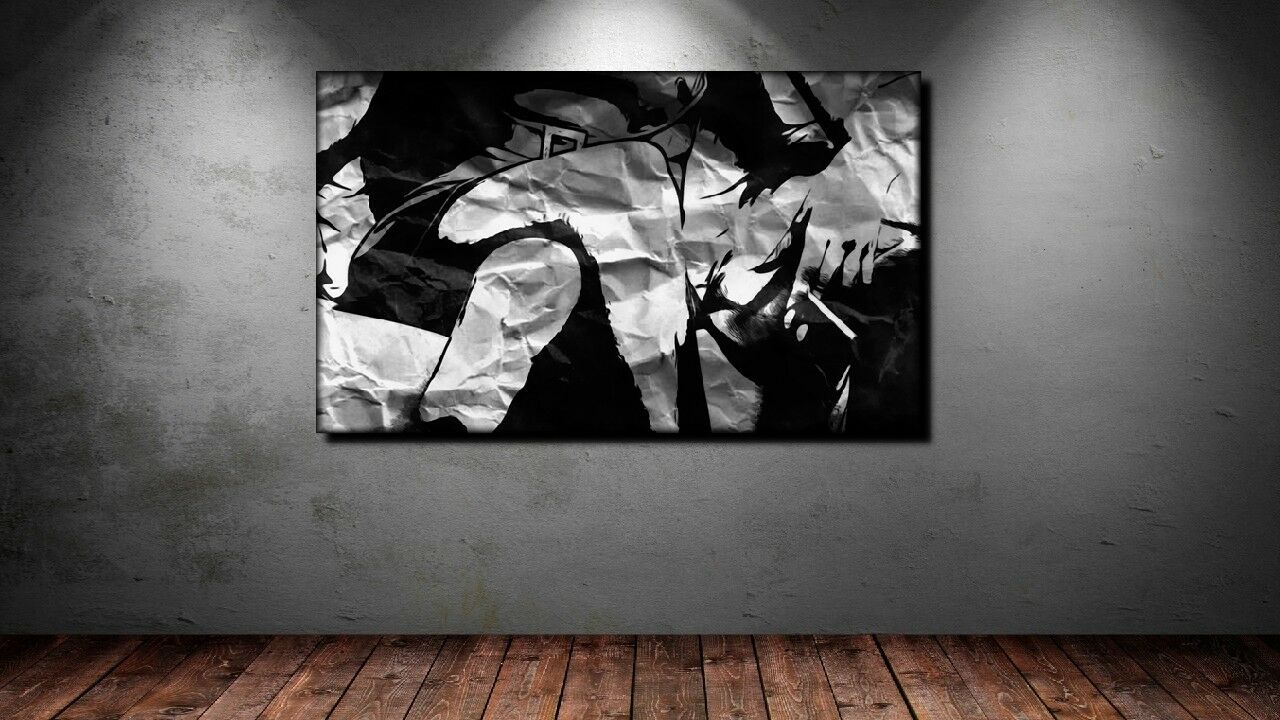 LEINWAND BILD BILDER XXL POP ART ART ART FRAU ZIGARETTE EROTIK SEXY ABSTRAKT BIS 150x90 943682