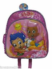 """A03911 BUBBLE GUPPIES Small Backpack 12"""" x 10"""""""