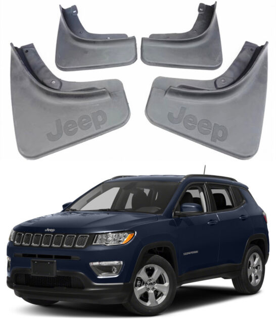 MP Mud Splash Guard Mudflap Fender Accessories For 2017-2020 Jeep Compass