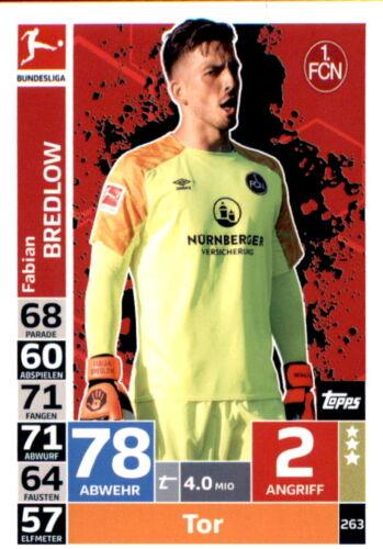 Topps Match Attax 18//19-263-Fabian bredlow