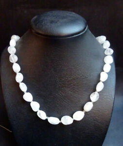 Collier 1440 Clear Roche India Necklace