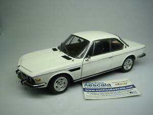 1-18-Autoart-BMW-E9-3-0-CSI-White-70671-cochesaescala