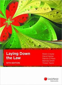 Laying-Down-the-Law-10th-Edition
