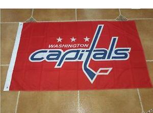 Washington-Capitals-3x5-Feet-Banner-Flag-MLB-baseball