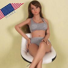 140CM Silicone Lifelike Love Doll-TPE Full Body Entity Sex Dolls-3 Usable Holes