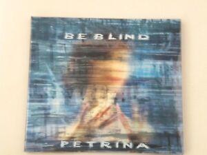 PETRINA-BE-BLIND-CD-DIGIPACK-ALA-BIANCA-2016-NUOVO-NEW-DP
