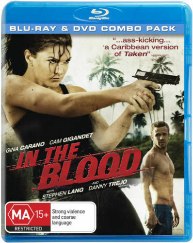 1 of 1 - In the Blood DVD Only Region 4