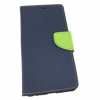 Motorola Moto G4 PLUS Quality Leather Flip Wallet Case with Credit Card Slots