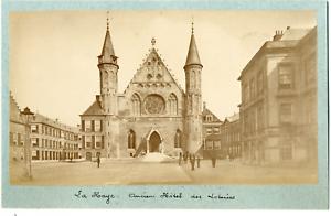 Nederland-Pays-Bas-La-Haye-Vintage-albumen-print-Tirage-albumine-10x18