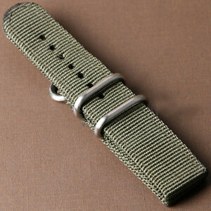 20mm-22mm-Nylon-Fabric-Canvas-Wrist-Watch-Band-Military-Sport-Casual-Watch-Strap