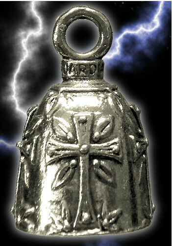 HOLY CROSS Guardian® Bell Motorcycle - Harley Accessory - NEW HD gremlin