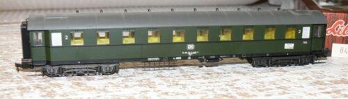 B29 Liliput 843 00 Personenwagen 2 Klasse DB um 1974 Ep IV 250 mm 11 048-5