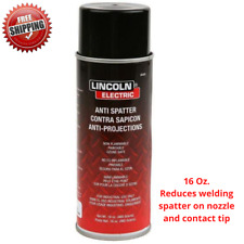 Anti Spatter Spray For Welding By Lincoln Electric