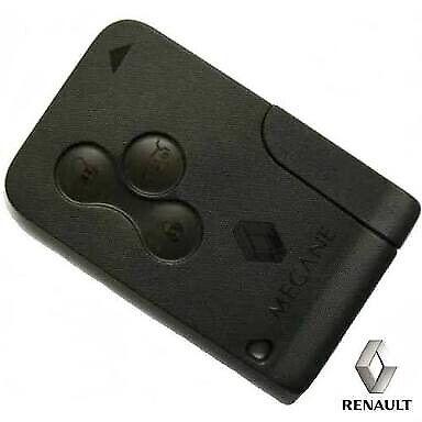 Renault Card Keys programmed same day