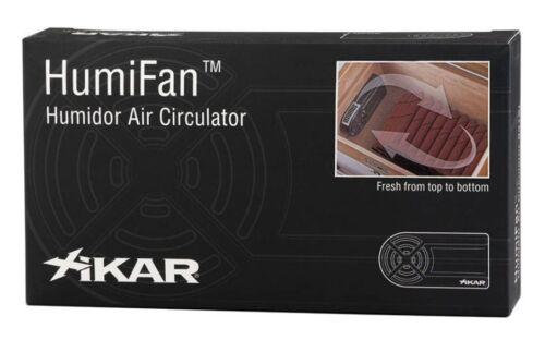 Xikar HumiFan 1831xi Humi Fan Ventilator für Humidore