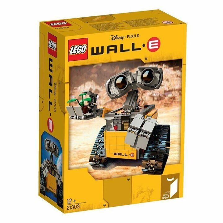 LEGO®  21303 IDEAS WALL•E Wall-E NEU & OVP passt zu 21103, 21108, 21301, 21302