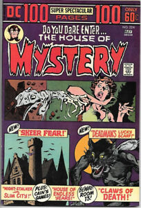 House-of-Mystery-Comic-Book-224-DC-Comics-1974-NEAR-MINT