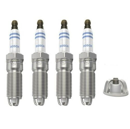 4 x BOSCH SPARK PLUGS FITS VAUXHALL ASTRA VECTRA ZAFIRA VX220 2.2 16v HLR8STEX