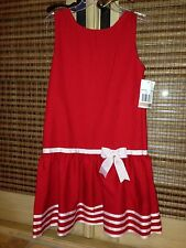 Rare Editions Girls Beautiful  Dress Size 12 New