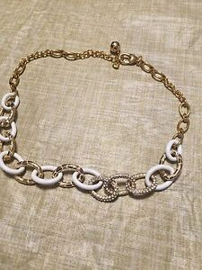 Brighton-Pave-Gold-and-White-Necklace