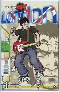 Vertigo-Pop-London-2003-series-1-near-mint-comic-book