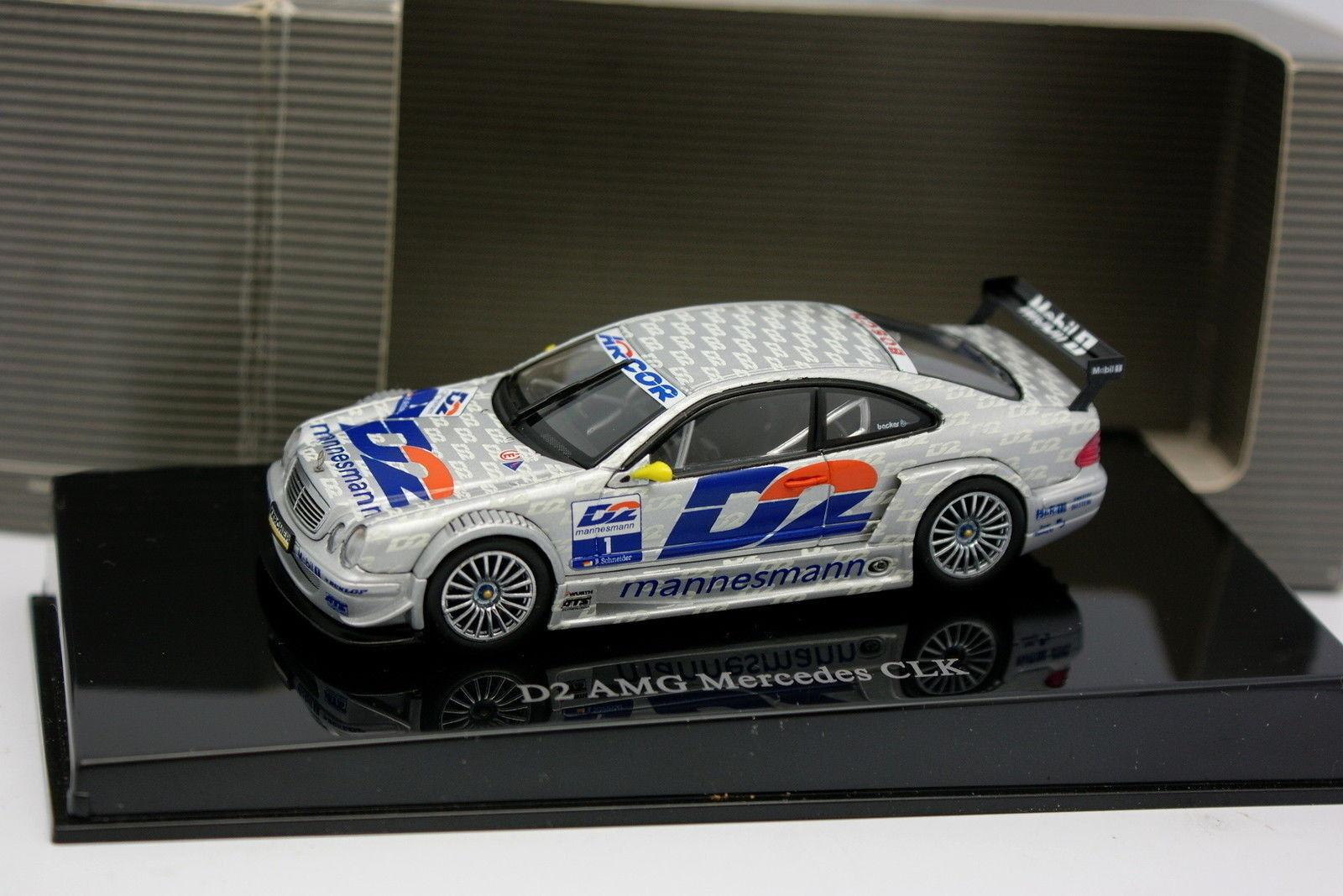 Auto Art 1 43 - Mercedes CLK AMG D2 DTM
