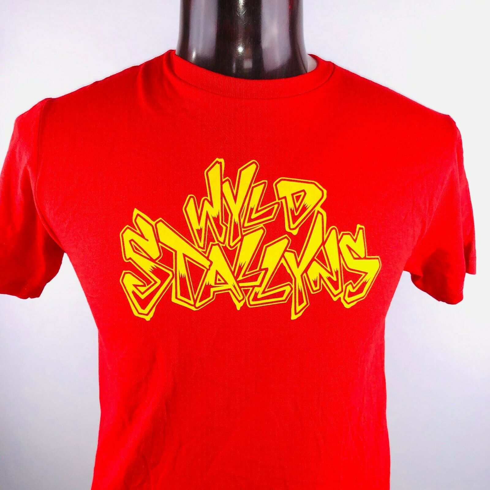 Bill & Ted's Excellent Adventure WYLD STALLYNS Mens M G