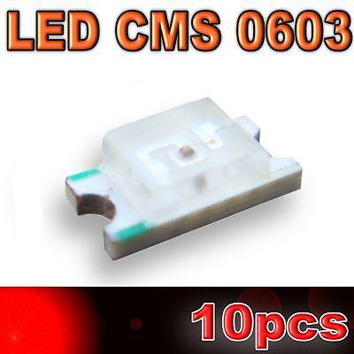 resistance 5V                                    LD5R5 3 x Led Rouge 5mm 80mcd
